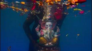 Ganesh Visarjan whatsapp status  Ritesh Deshmukh  Ganesh Visarjan message  Day after ganesh visarjan