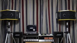 bose901ss Sound Test