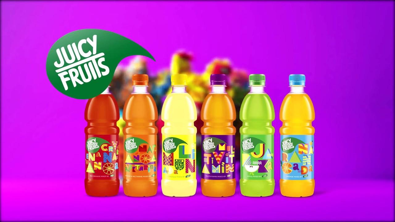 juicy fruits tvc 2017 youtube