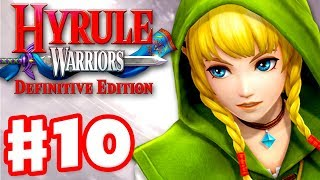Linkle's Tale! Powers Collide! - Hyrule Warriors: Definitive Edition - Gameplay Walkthrough Part 10