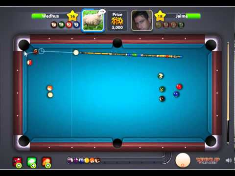 Miniclip - 8 Ball Pool Multiplayer - Play 2500