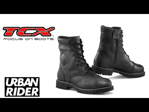 TCX Hero motorcycle boots review - URBAN RIDER
