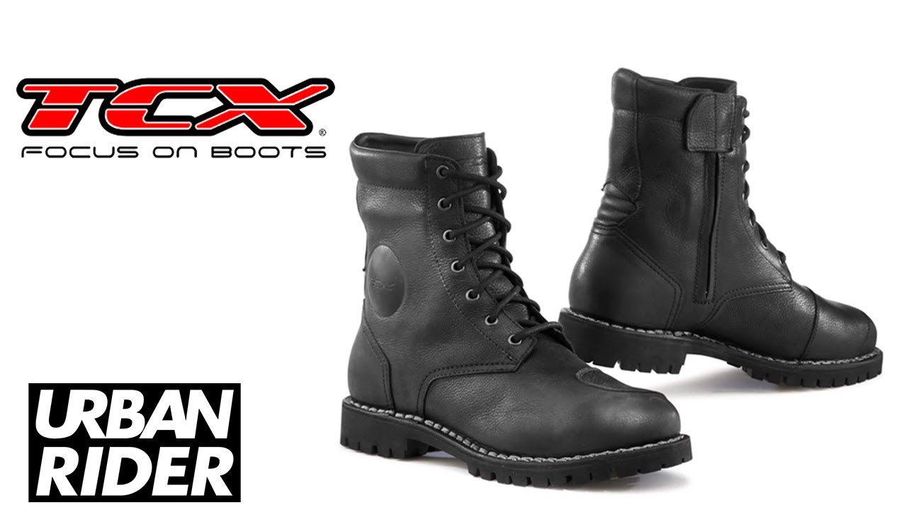 TCX Hero motorcycle boots review - URBAN RIDER - YouTube 653b07d04