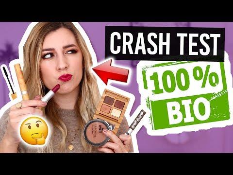 BIG CRASH TEST MAQUILLAGE BIO 💥... QU'EST CE QUE ÇA VAUT ? 🧐 thumbnail