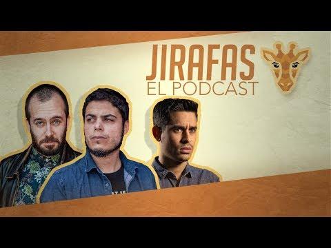 David Suárez y Enrique Lojo con David Sainz | Jirafas #12 | Playz