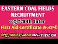Eastern Coalfields Limited Recruitment 2018 Apply Online Mining Sirdar 117 Posts|all india govt jobs