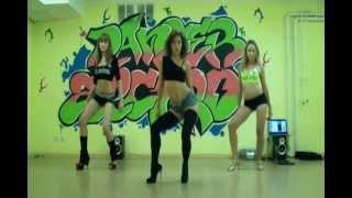 Школа Танца Danger Electro 2й Урок по Go Go