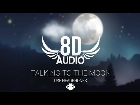Bruno Mars - Talking To The Moon (8D AUDIO)
