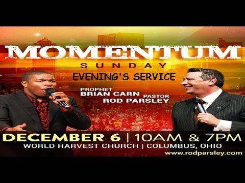 Prophet Brian Carn @prophetcarn World Harvest Church 12-6-15 Evening Service