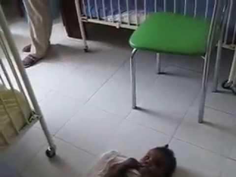 Baby Orphanage in Haiti