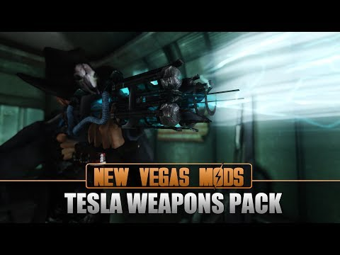 Tesla Weapons Pack - Fallout New Vegas Mod
