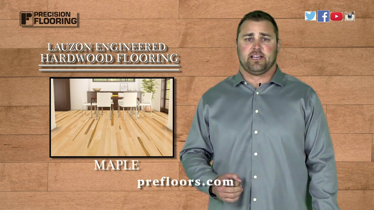Lauzon Expert Engineered Hardwood Flooring