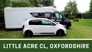 Small Rural Caravan Site in Oxfordshire   Little Acre CL   Tetsworth, Oxfordshire   Ep139