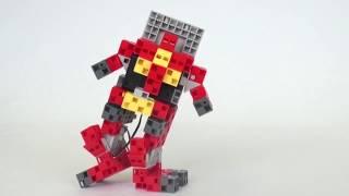 L'apprentissage avancé de la programmation - Le robot bipède