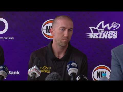 Steve Blake news conference highlights