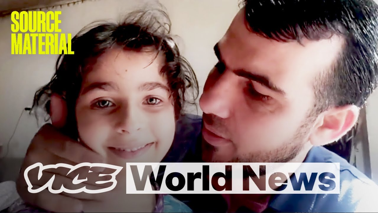 At Home With a Gaza Family as Bombs Fall | Source Material