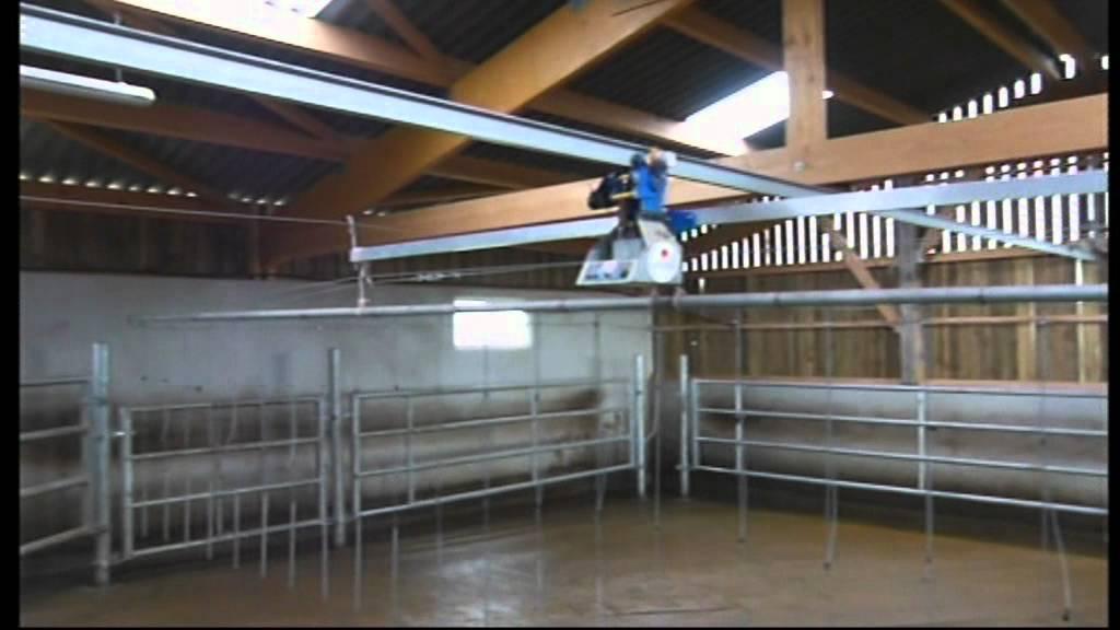 Chien lectrique pour bovins youtube - Fabriquer panier pour chien ...