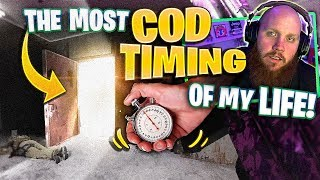 LITERALLY THE WORST COD TIMING OF MY LIFE - FT. COURAGEJD, DRLUPO, NOAHJ456 & TREVOR MAY