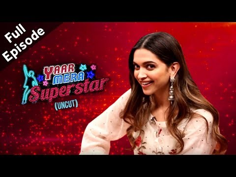'Padmaavat' Padmavati Star Deepika Padukone Candid On 'Yaar Mera Superstar 2'  Full Episode