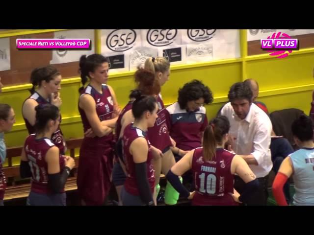 Speciale Officine 56 Rieti vs Volleyrò CDP