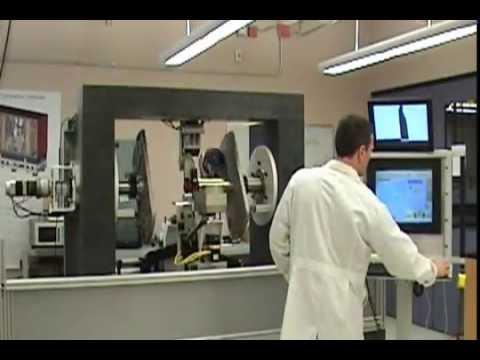 Fiber Optic Gyroscope Coil Winding