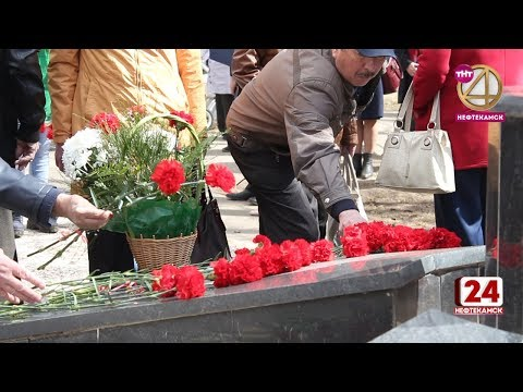 Вспомнили жертв ликвидации аварии на Чернобыльской АЭС