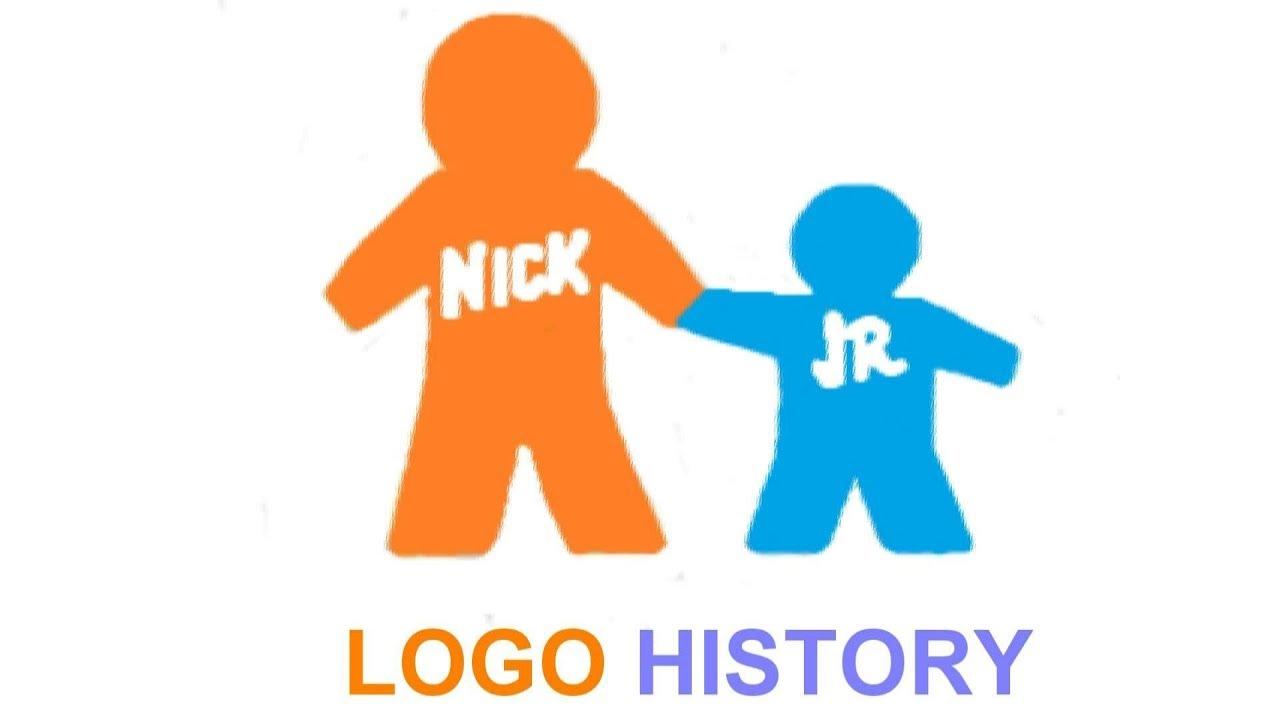 nick jrnoggin logo history 1997present youtube