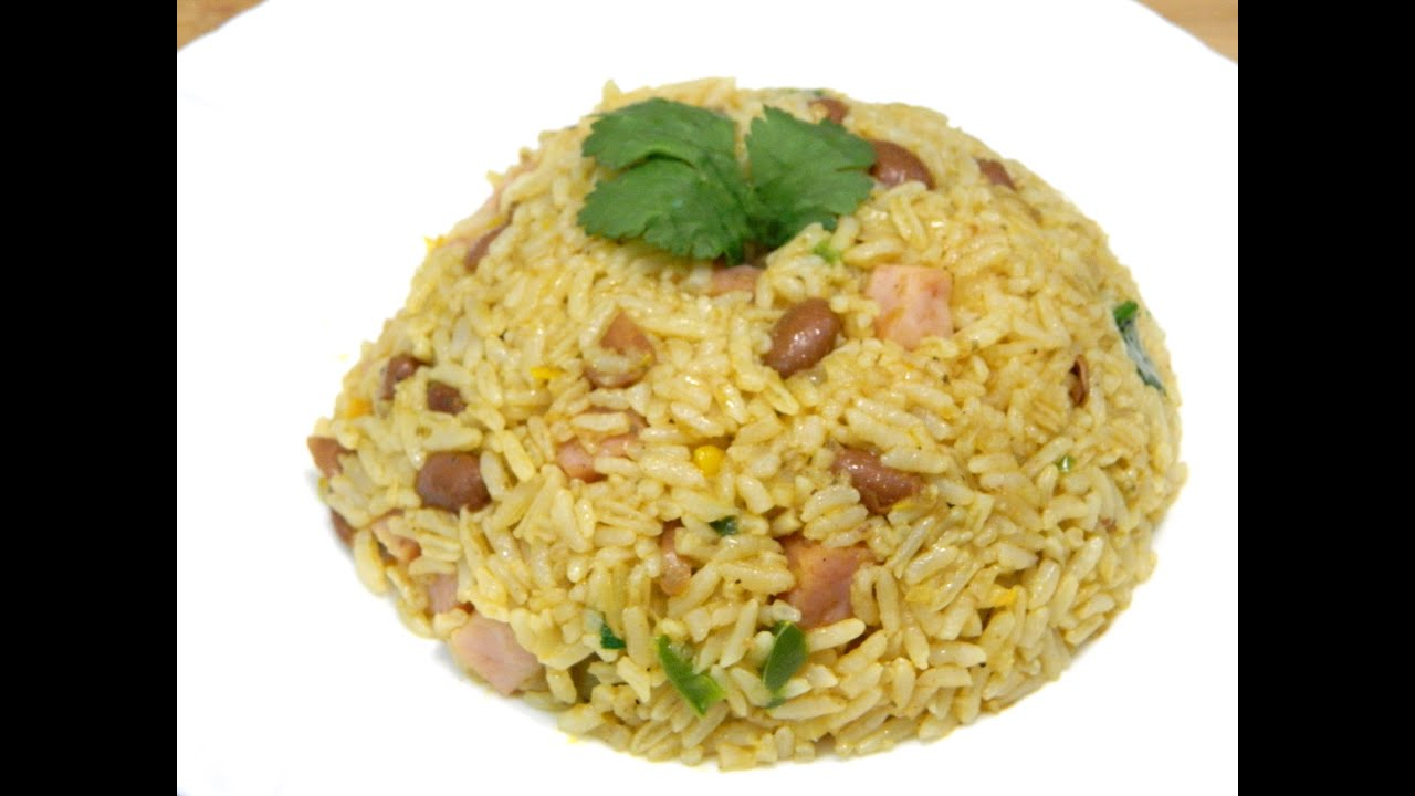 Arroz mamposteao or puerto rican fried rice youtube arroz mamposteao or puerto rican fried rice ccuart Image collections