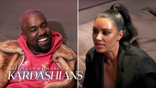 Kanye West Can't Wait for Kim K. Esq. to Get Him Out of F--ked Up Deals | KUWTK | E!