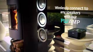 Wireless Speakers from Paradigm Whole House Music with DTS Play Fi (Link from Paradigm.com)