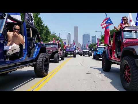 HPJ Puerto Rican parade in chicago