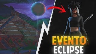 *NEW SECRETS* ECLIPSE EVENT IN DISCOVERY - MYSTERIOUS CHARACTER ? FORTNITE: Battle Royale