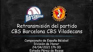 CBS Barcelona - CBS Viladecans División