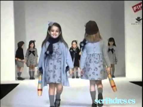 Moda infantil invierno 2011 elisa menuts youtube - Monalisa moda infantil ...
