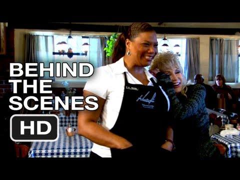 Joyful Noise Behind the Scenes - Queen Latifah, Dolly Parton Movie (2012) HD