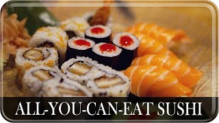 ALL-YOU-CAN-EAT SUSHI! | The Postmodern Family EP#98