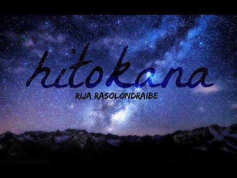 Hitokana // Rija Rasolondraibe