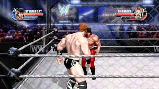 WWE All Stars - walka w klatce - gram.pl
