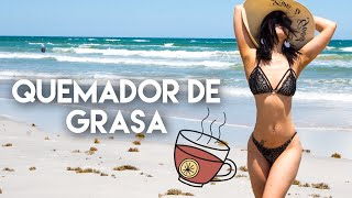 Gambar cover TÉ QUEMADOR DE GRASA NATURAL, ADELGAZA  RAPIDO/ PERDI 20 LIBRAS/Jeka Channel