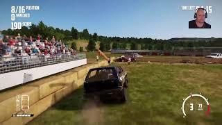 Wreckfest ps4 multiplayer Drenthe gaming goes racing