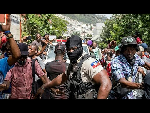 US citizens, ex-Colombia soldiers held in Haiti leader's assassination