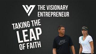 Taking the Leap of Faith - Sven Groeneveld - Episode #2
