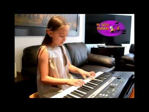 Academia Mi Sitio Musical-Antonia Romero Bernal Nivel III