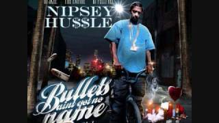 [3.11 MB] One Take Freestyle- Nipsey Hussle