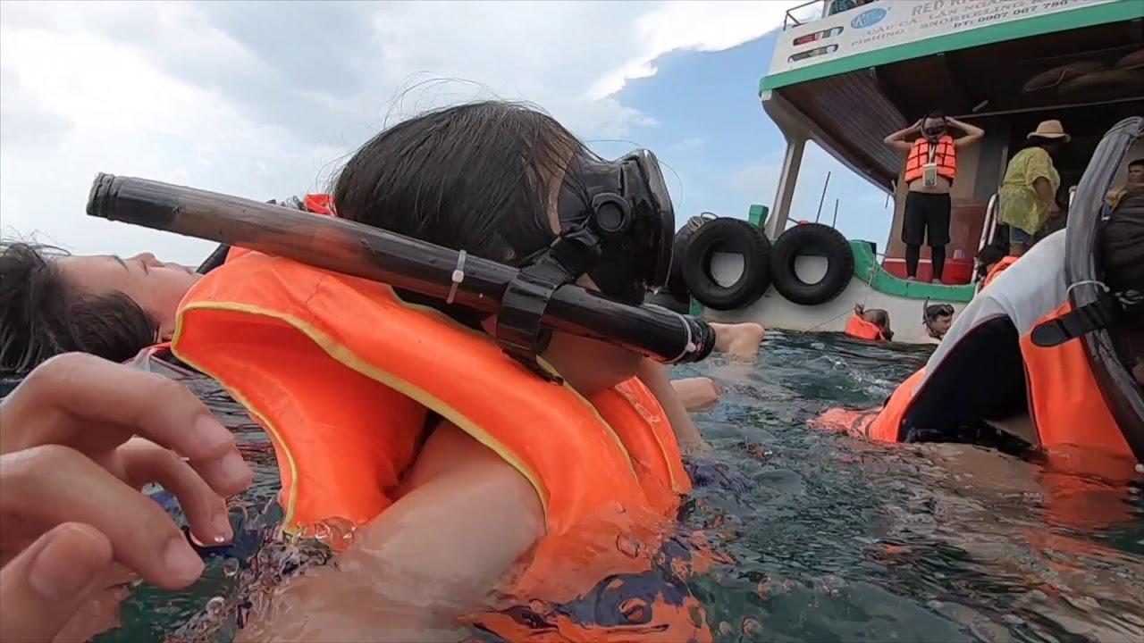 Tập 2 – Lặn biển ngắm san hô ở Phú Quốc
