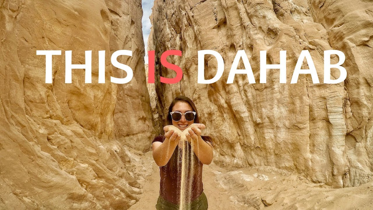 DAHAB | THE BEST PLACE IN EGYPT?