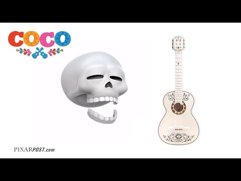 "Skeleton Animoji Karaoke version of ""Remember Me"" From Pixar's Coco (With Lyrics)"