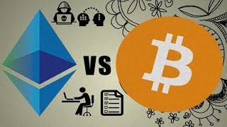 Ethereum vs Bitcoin   Explained (For Beginners)