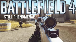 Battlefield 4 is still PHENOMENAL!