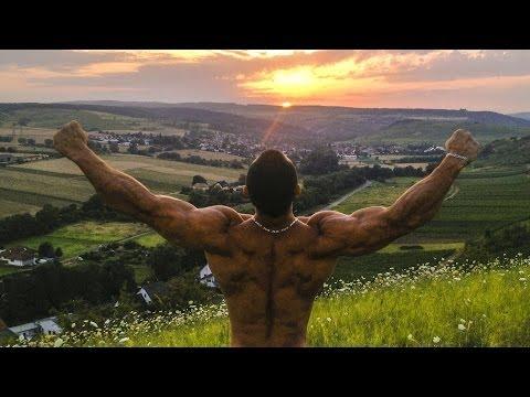 Alon Gabbay - Das ist mein Leben [Bodybuilding Rap]